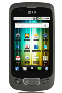 Liberar LG P500 Optimus ONE